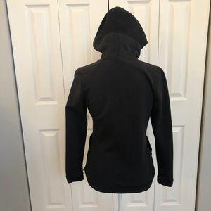 Nike Jackets & Coats - Nike Black Thermal Dri Fit Full Zip Warm Up Jacket